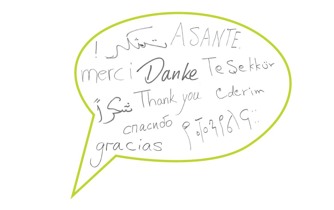 Sprechcafés Sagen Danke Für Spende Vom Verein Neue Heimat